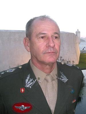 General Fernando Azevedo e Silva, presidente da APO (Foto: Leonardo Filipo)
