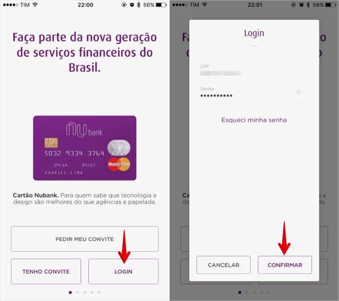 Nubank Como Fazer Login No Aplicativo Do Cartão Dicas E Tutoriais