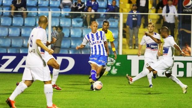 Marquinhos Avaí x São Caetano (Foto: Jamira Furlani/Avaí FC)