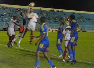 São José e Imperatriz jogam no Estádio Frei Epifânio d'Abadia, pelo Estadual (Foto: Divulgação/Antonio Pinheiro Silva)