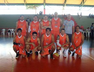 Park Fitness, equipe de basquete do Acre (Foto: Divulgação/Feab)