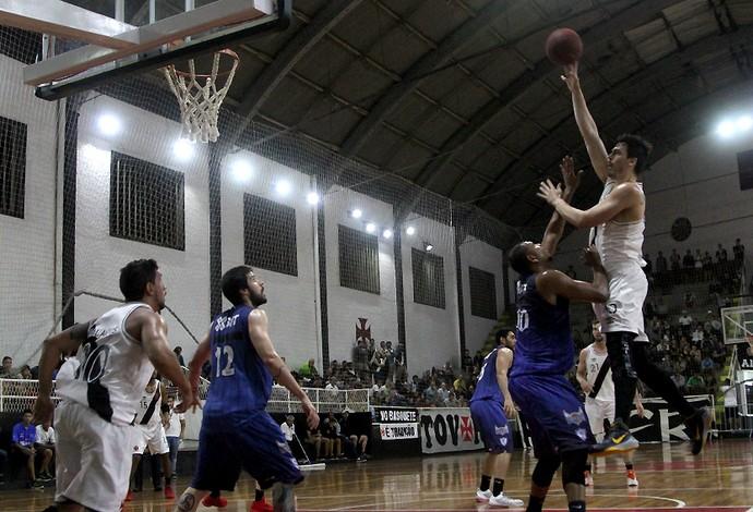 Vasco Macaé basquete campeonato carioca (Foto: Paulo Fernandes/Vasco)
