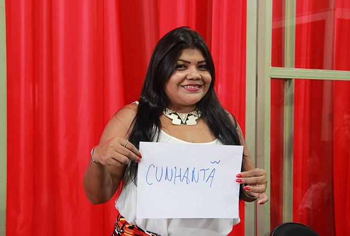 Márcia Siqueira (Foto: Katiúscia Monteiro/ Rede Amazônica)