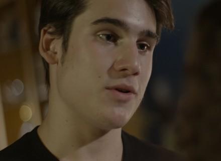 Rodrigo pede ajuda de Ciça para voltar com Luciana