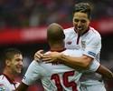 Sevilla vence o Atlético e coloca pressão no Real na briga pela ponta
