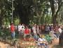 JT2: Desempregados fazem manifestação em Cubatão