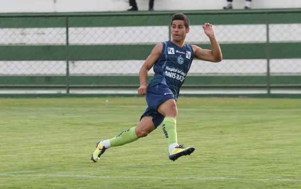 Bruno Collaço, lateral-esquerdo do Goiás (Foto: Rosiron Rodrigues/Goiás E.C)