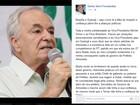 Vice de Guarujá se inspira em Temer e manda carta para prefeita pela web