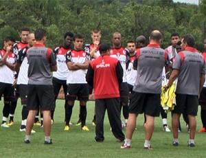 Primeiro treino JEC com Arturzinho (Foto: Divulgação)