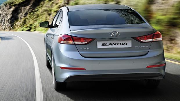 Hyundai Elantra 2017 (Foto: Divulgação)
