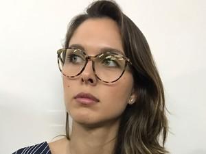 Laura Recena (Foto: Paulo Ricardo Sobral/TV Grande Rio)