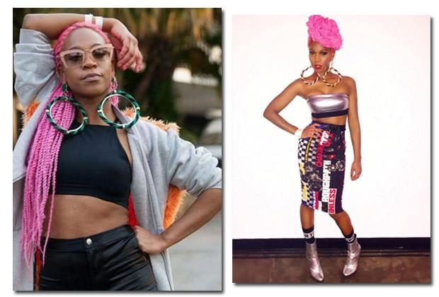A rapper gosta de quebrar os padrões de beleza e gosta de ser referência para outras mulheres (Foto: Reprodução/Instagram/Murilo Yamanaka/)
