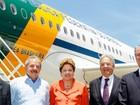 Estado brasileiro se une para 'honrar Mandela', diz Dilma no Twitter