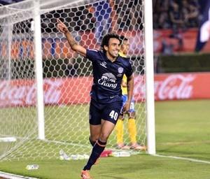 Diogo Buriram United (Foto: Divulgação )