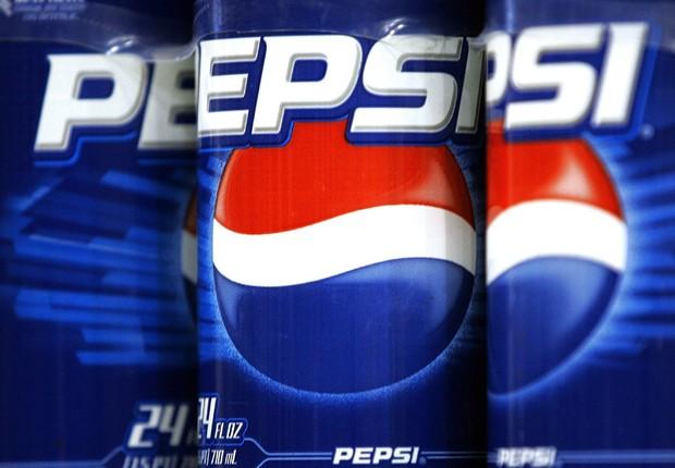 Garrafas de Pepsi ; Pepsico ; refrigerante ;  (Foto: Tim Boyle/Getty Images)