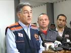 Difícil trabalhadores de barragem terem sobrevivido, diz governador