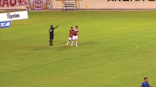 Relembre a 1ª passagem (relâmpago) de Frontini no futebol sergipano