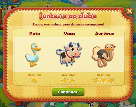 screenshot de Farm Heroes Saga