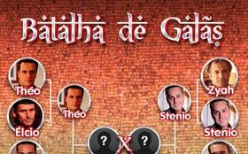 Carlos vence Celso na Batalha de Galãs! Théo e Ciro duelam na primeira semifinal