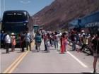 Paranaenses que ficaram isolados na Argentina começam a voltar para casa