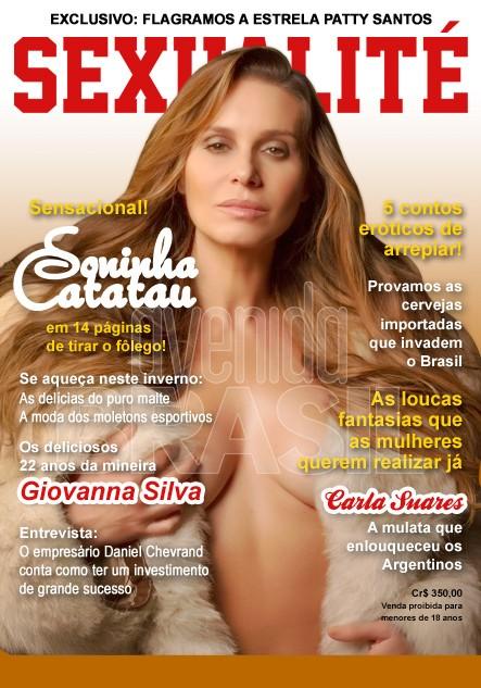 Soninha Catatau (Foto: Avenida Brasil / TV Globo)