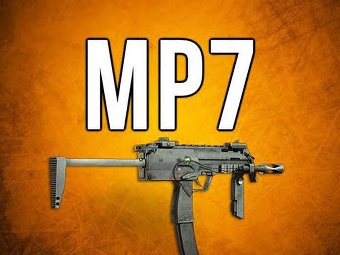 Inspirada na Uzi, a MP7 é veloz e furiosa (Foto: Reprodução/YouTube)