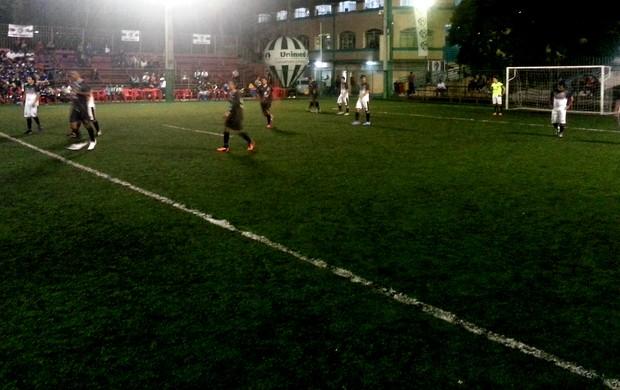 Rio Branco-ES venceu na estreia da Copa Independência (Foto: Richard Pinheiro/Globoesporte.com)
