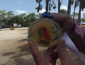 Medalha Jerns (Foto: Arthur Barbalho)