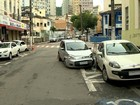 Motorista embriagado atinge carros estacionados no centro de Vitória