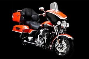 Harley-Davidson Ultra Classic Electra Glide CVO  (Foto: Divulgação)