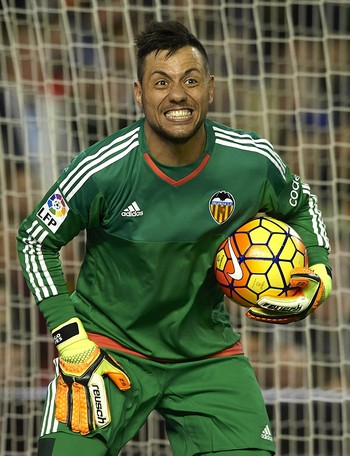 Diego Alves Valencia (Foto: Getty Images)