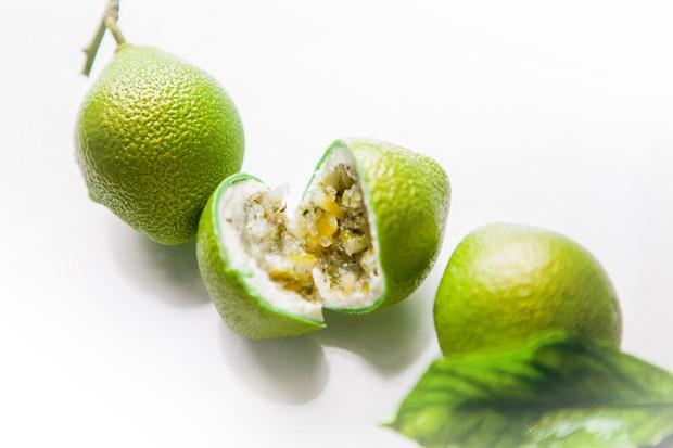 Parece limão, mas não é (Foto: Divulgação)