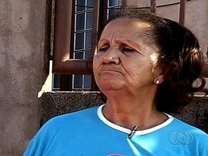 Aposentada é condenada a pagar R$2 mil por envenenar e matar cães e gatos em Rio Verde, Goiás (Foto: Reprodução/TV Anhanguera)