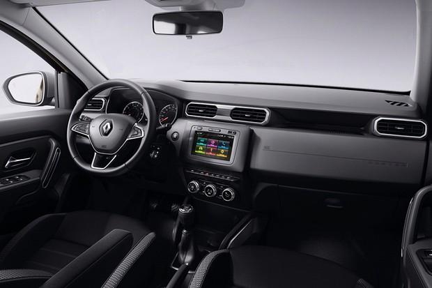 2017 - Nouveau Renault Duster (Foto: Divulgação)