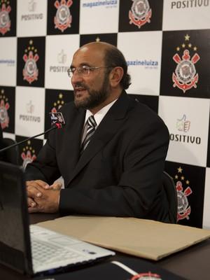 Luis Paulo Rosenberg (Foto: Daniel Augusto Jr / Ag. Corinthians)
