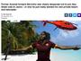 """Gervinho pede praia privada para atuar no Al Jazira e clube recua: """"Obsceno"""""""
