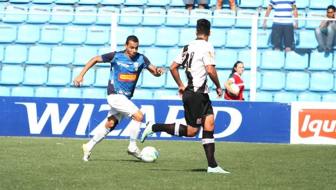 Avaí x Vasco jogo (Foto: Jamira Furlani/Avaí FC)