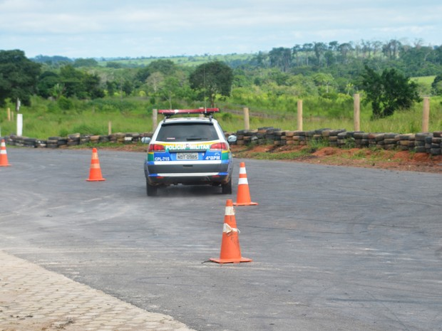 Treinamento segue até a próxima sexta-feira, 18, em Cacoal (Foto: Rogério Aderbal/G1)