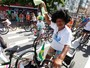 Retire seu kit para participar do 2º Passeio Ciclístico da Praia Grande