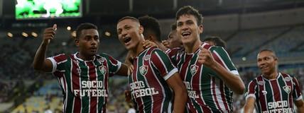 Fluminense faz 3 a 0 no Vasco e avança para a decisão do Carioca (André Durão)