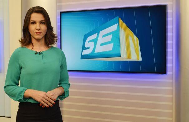 Tamires Franci apresenta o SETV 2ª Edição nesta quarta-feira, 19 (Foto: Divulgação / TV Sergipe)