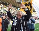 Zico é ovacionado em homenagem durante festa de 120 anos do Udinese