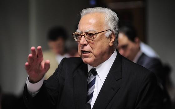 O deputado Miro Teixeira (PDT-RJ) (Foto: Leonardo Prado/ Câmara dos Deputados)