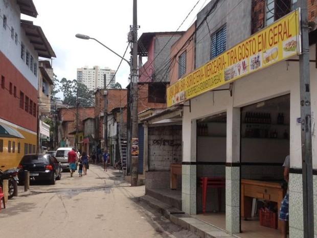 Idealizado para o bairro Jardim Colombo, projeto ainda não saiu do papel  (Foto: Guilherme Aquino/BBC)