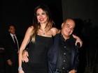 Ciumenta: Luciana Gimenez proíbe marido de ter perfil em rede social