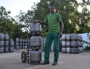 O incansável sonho dos jogadores de futebol profissional no Amapá (Foto: Wellington Costa/GE-AP)
