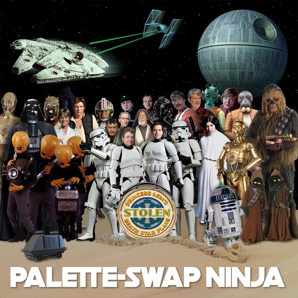 (Foto: Divulgação/Palette-Swap Ninja)