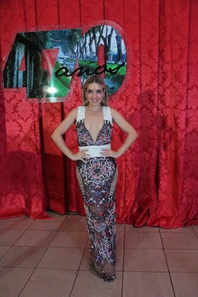 Monique Alfradique (Foto: Rodrigo dos Anjos/AG News)