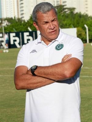 Hélio dos Anjos - técnico do Goiás