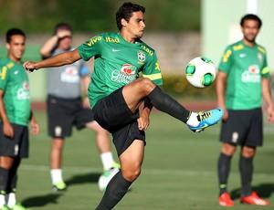 Jean treino Seleção Salvador (Foto: Mowa Press)